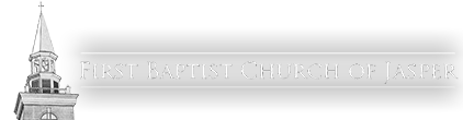 First Baptist Church of Jasper, Georgia Logo